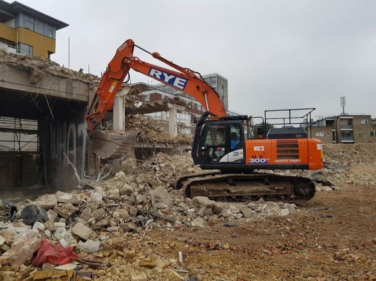 Local Demolition Company